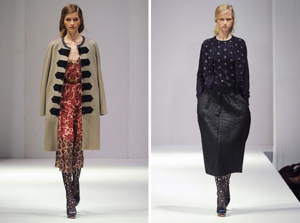 Показы на London Fashion Week AW 2011: день 2. Изображение № 18.