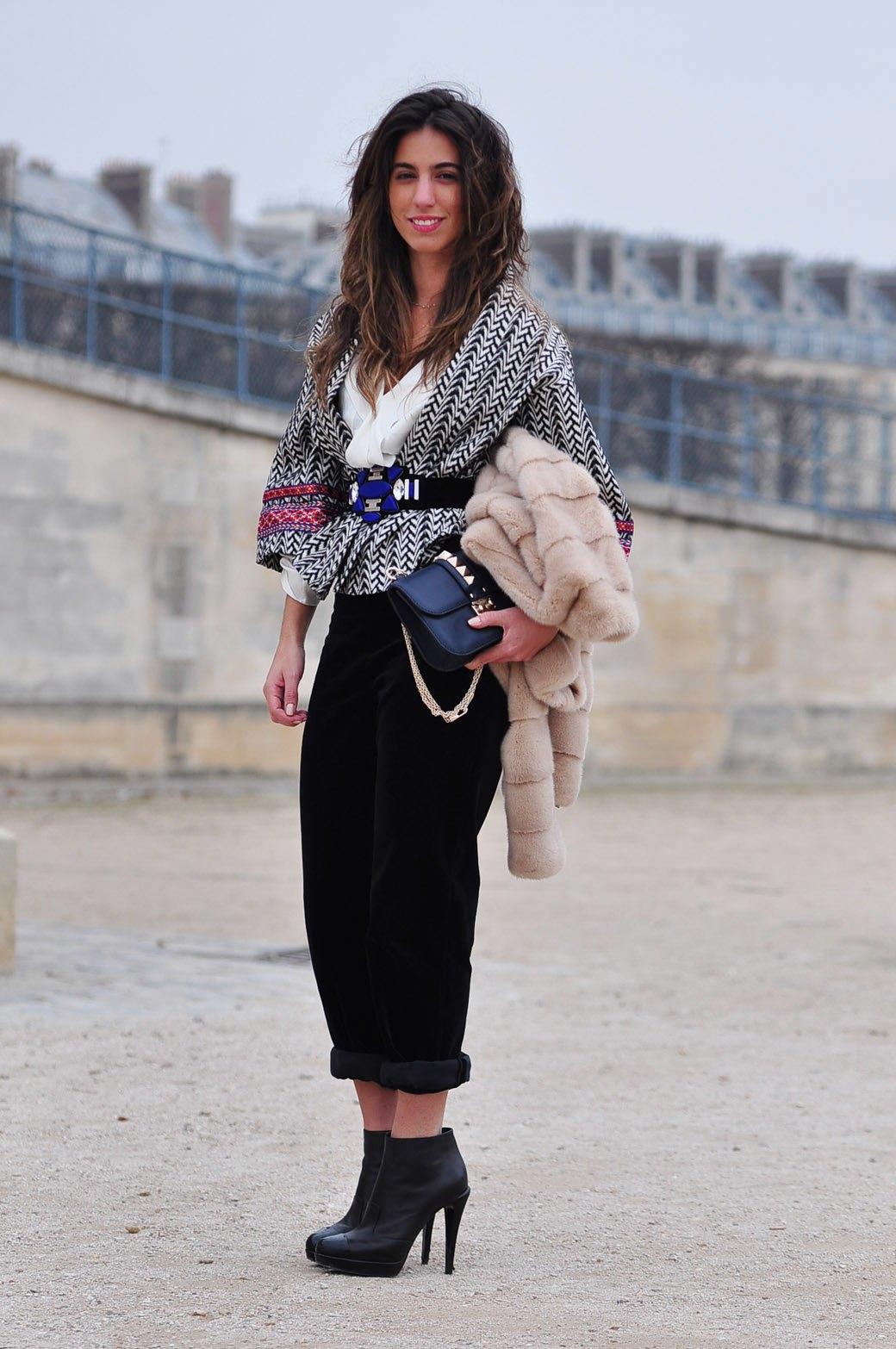Гости Парижской недели моды FW13, часть 2. Изображение № 23.