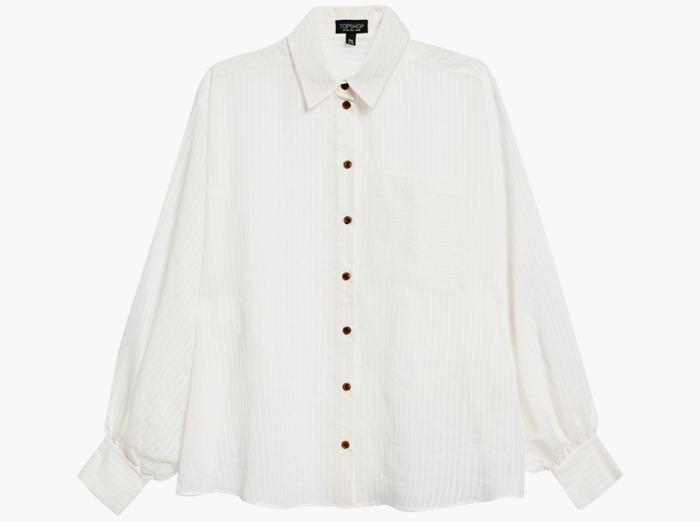 Прозрачные блузки:  От простых до роскошных. Изображение № 10.