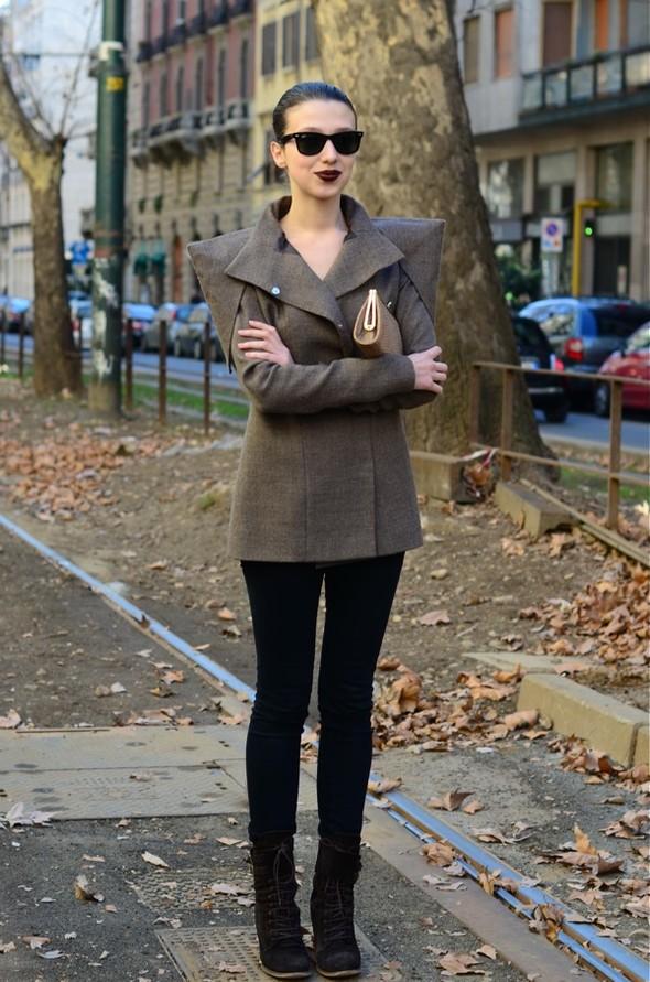 Неделя моды в Милане: Streetstyle. Изображение № 39.