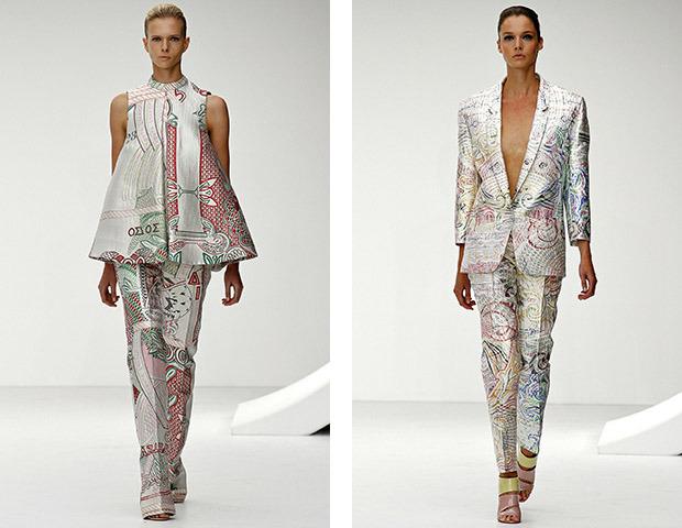 Неделя моды в Лондоне: Показы Acne, Mary Katrantzou, Vivienne Westwood и Philip Treacy. Изображение № 3.