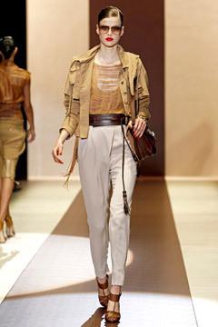 Gucci SS 2011 . Изображение № 57.