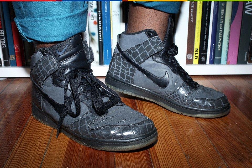 Сникерхед из Нью-Йорка: Крис Грейвс о своей коллекции кроссовок. Изображение № 4.