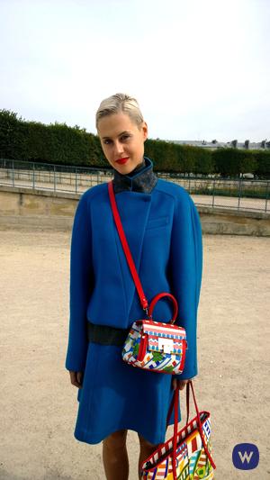 Прямой репортаж  с Paris Fashion Week:  День 4. Изображение № 42.