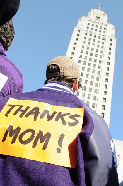 Thanks Mom:  Как меняется отношение к абортам. Изображение № 3.