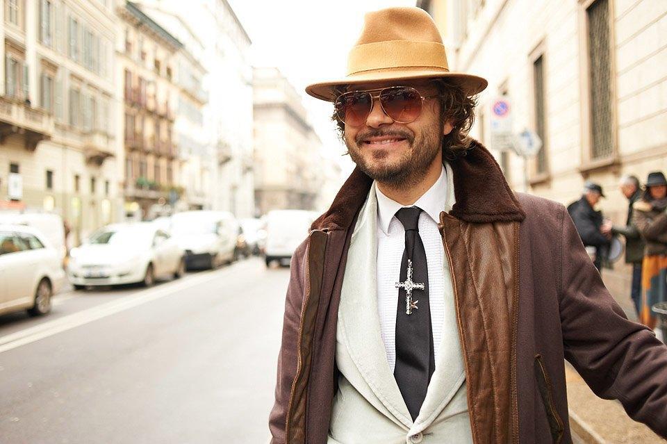 Стритстайл: Неделя моды в Милане,  часть III. Изображение № 1.