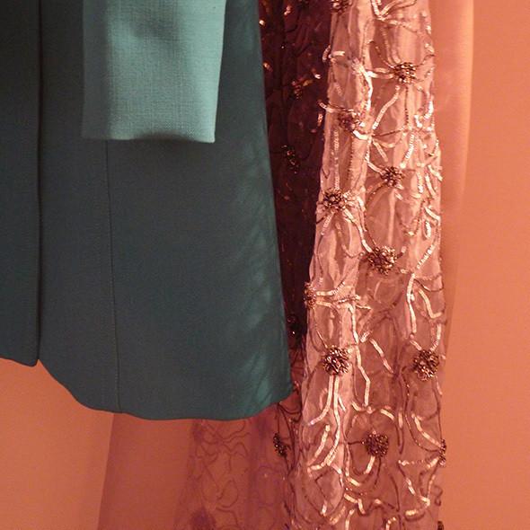 Milan Fashion Week: бэкстейдж Alberta Ferretti. Изображение № 42.