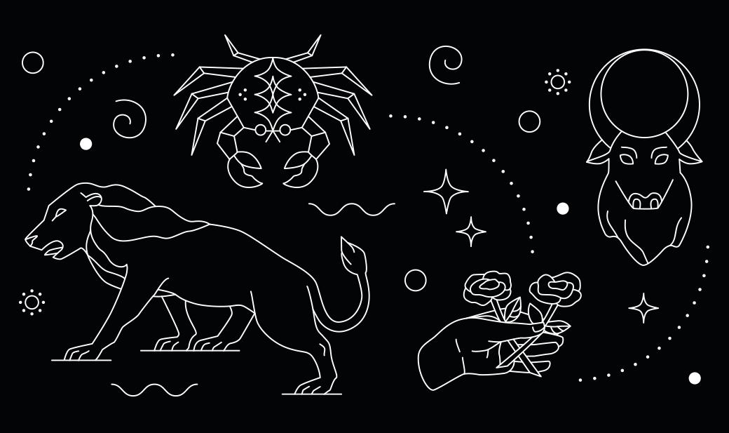 C неба на землю:  Кто и зачем составляет гороскопы. Изображение № 1.