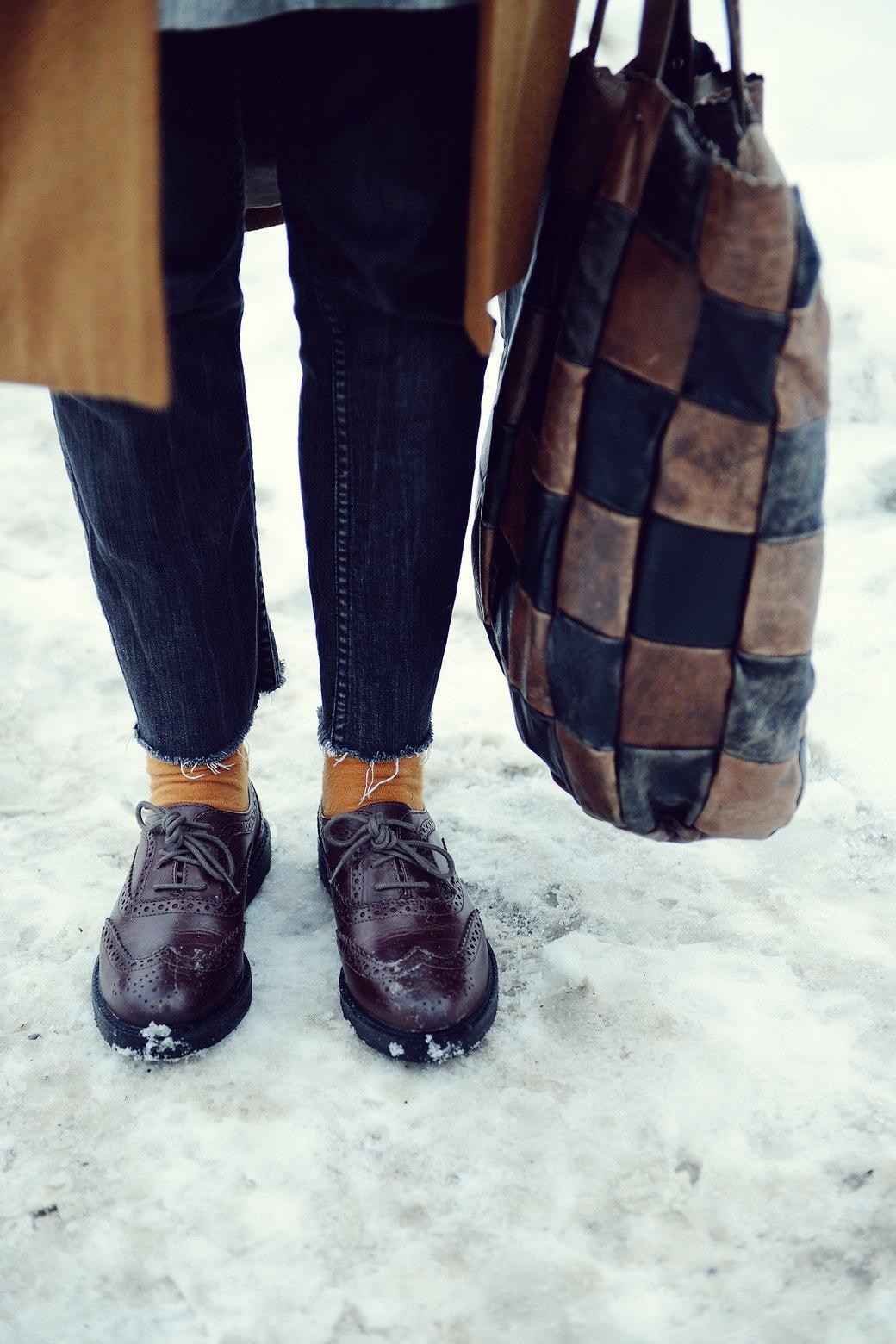 Шубы и горох на Stockholm Fashion Week. Изображение № 10.