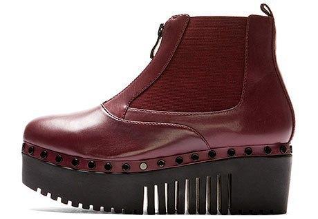 Бери повыше:  12 пар осенней обуви  на платформе. Изображение № 6.