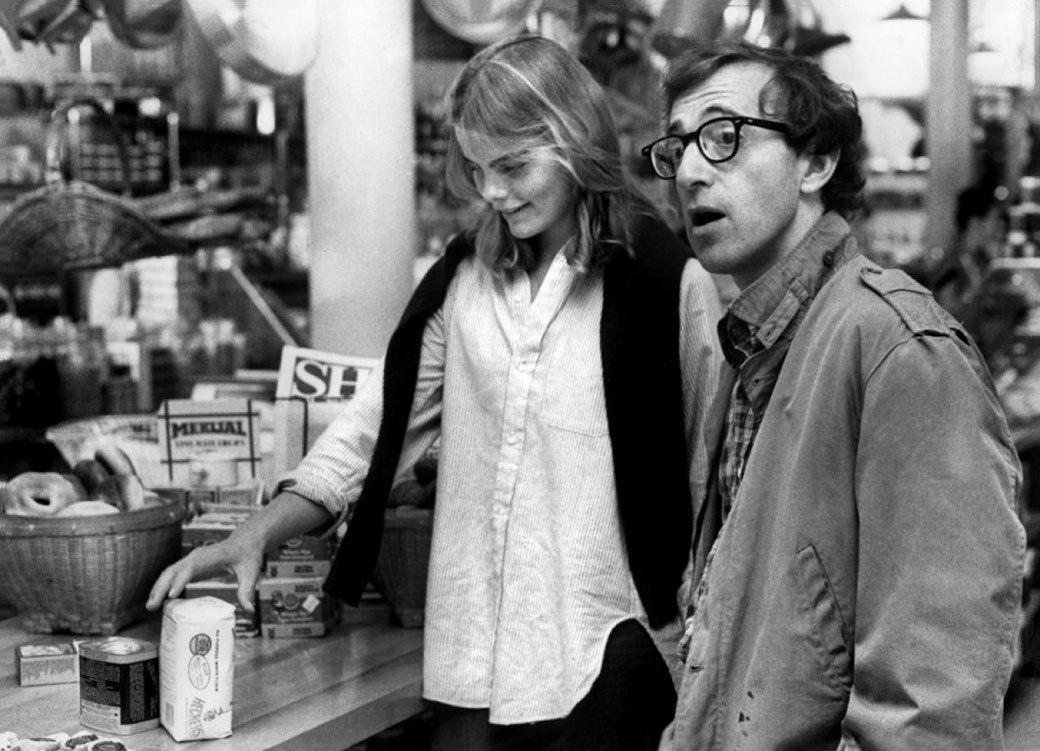 Великий фильм о любви:  «Манхэттен» Вуди Аллена. Изображение № 1.