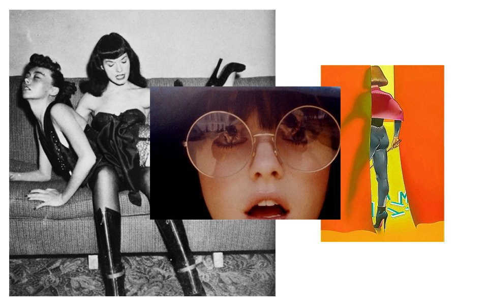1970-е, Фетиши, Работы художника Аллена Джонса. Изображение № 8.