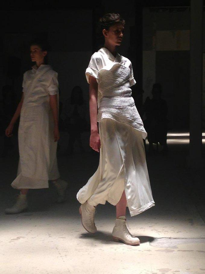 Прямой репортаж  с Paris Fashion Week:  День 1. Изображение № 10.