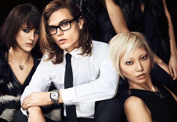 У DKNY вышла рекламная кампания с «настоящими нью-йоркцами». Изображение № 6.