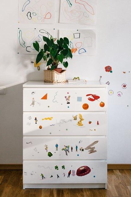 Дизайнер интерьера Мария Плешакова у себя в гостиной. Изображение № 9.