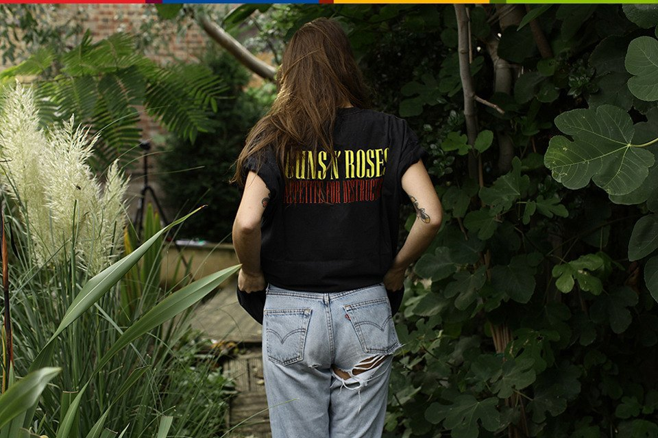 London rocks: Стилист Мирейа Гарсия и ее коллекция футболок. Изображение № 4.