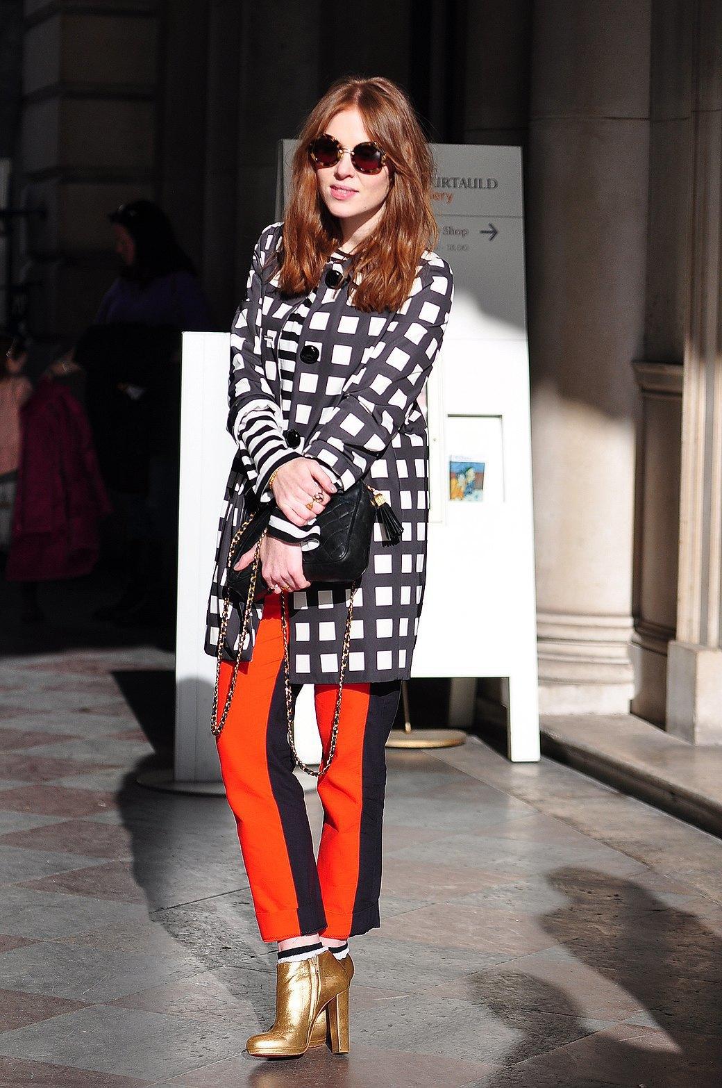 Неделя моды в Лондоне,  часть II. Изображение № 5.