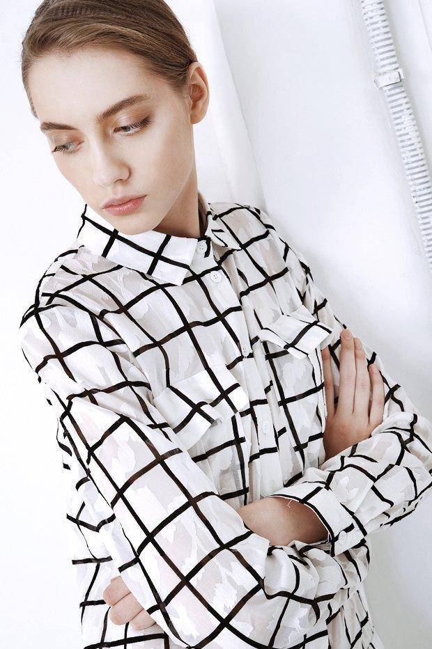 Два в одном: Комбинезон  как альтернатива блузкам и брюкам. Изображение № 4.