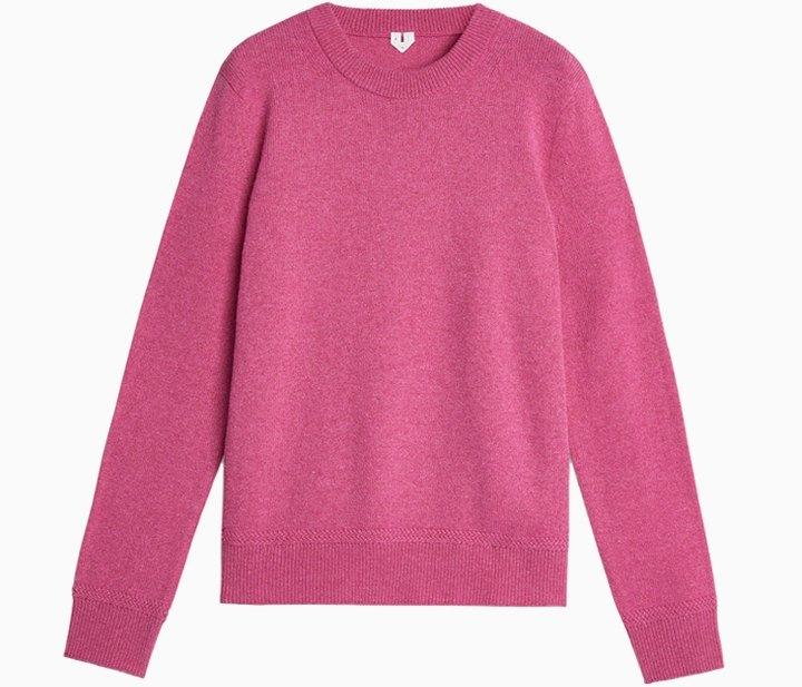 Очень холодно: 10 шерстяных свитеров от простых до роскошных  . Изображение № 1.