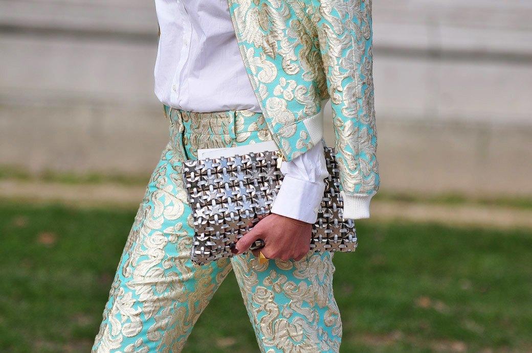 Гости Парижской недели моды FW13, часть 2. Изображение № 44.