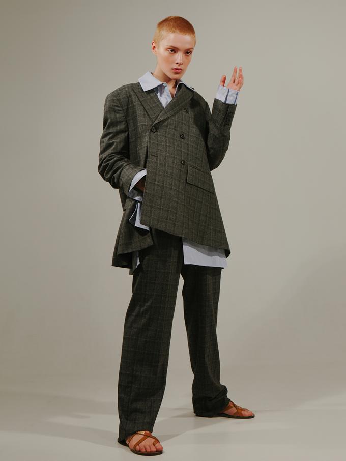 Дамы и господа: Почему у одежды  больше нет пола. Изображение № 1.