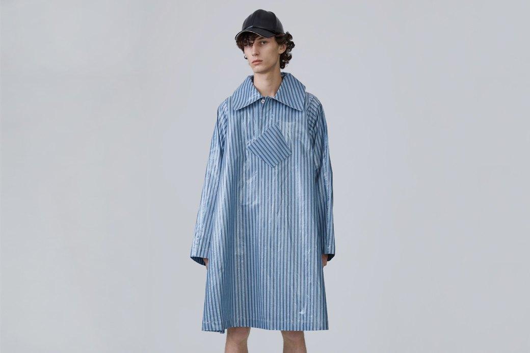 Мужская юбка как новая модная норма . Изображение № 1.