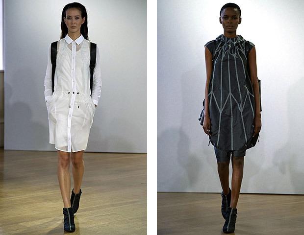 Неделя моды в Лондоне: Показы Acne, Mary Katrantzou, Vivienne Westwood и Philip Treacy. Изображение № 55.