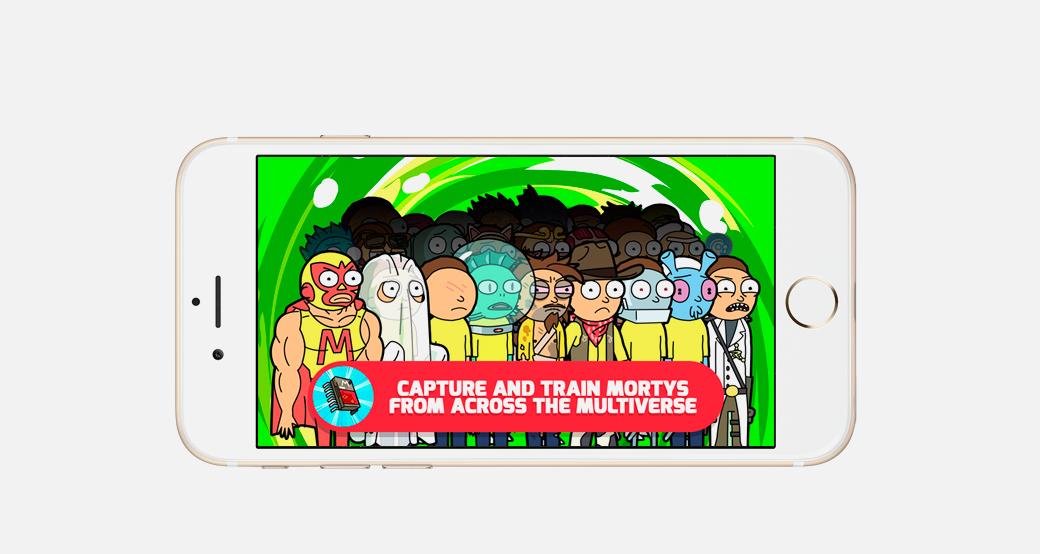 Видеоигра помультсериалу «Рик иМорти». Изображение № 1.