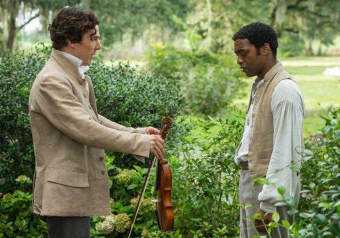 Фассбендер и Камбербэтч в первых кадрах фильма МакКуина про рабство. Изображение № 2.