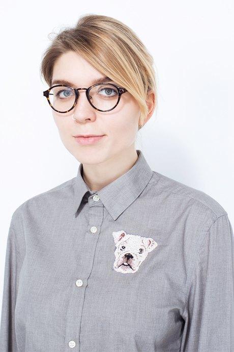 Редактор Аня Айрапетова о любимых нарядах. Изображение № 16.