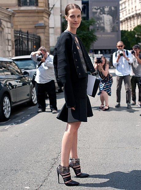 Ванесса Трейна, модель и стилист. Изображение № 9.