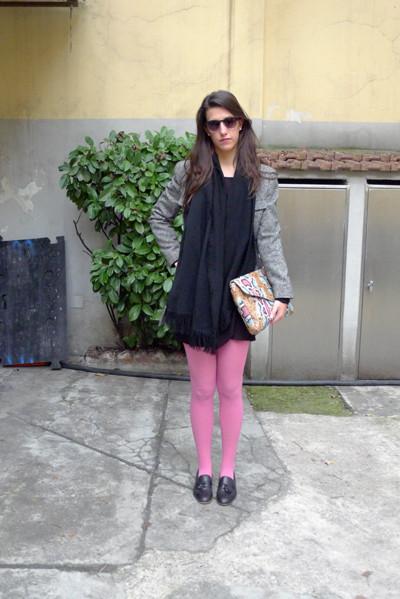 Milan Fashion Week: день четвертый – луки. Изображение № 16.