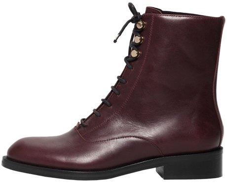 Что носить осенью:  10 пар высоких ботинок  на шнуровке. Изображение № 9.