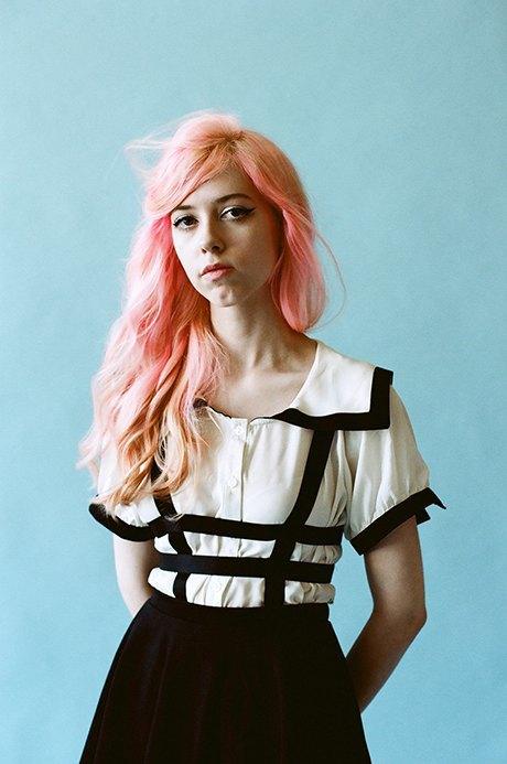 Блогер Кейли Флайт  о любимых нарядах. Изображение № 2.