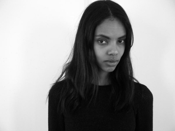 Новые лица: Грейс Махари, модель. Изображение № 5.