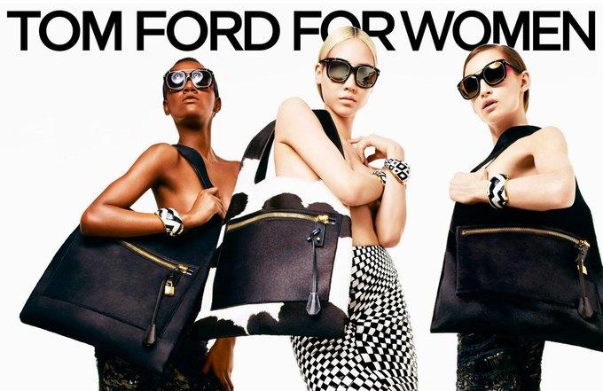 Том Форд снял рекламу своей марки в стиле 1980-х. Изображение № 5.