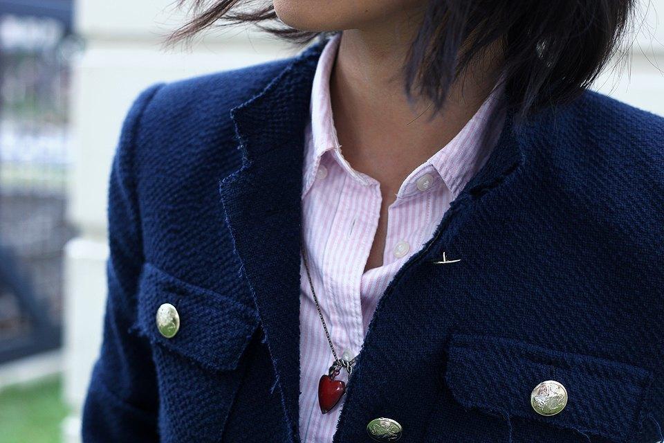Гардероб: Джени Кай,  директор моды Esquire Singapore . Изображение № 27.