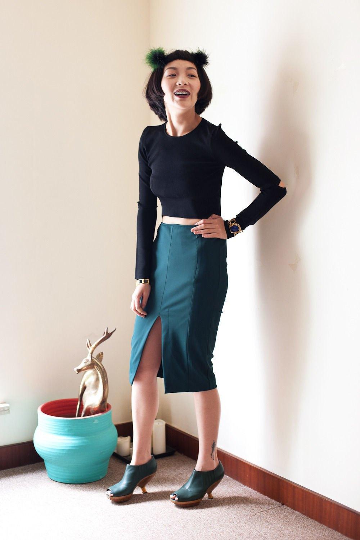 Авиви Вонг, фэшн-дизайнер из Шанхая. Изображение № 6.