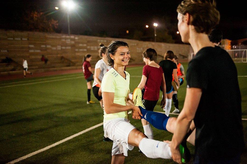 Тренер Алла Филина  о женском футболе  и сексизме в спорте. Изображение № 4.