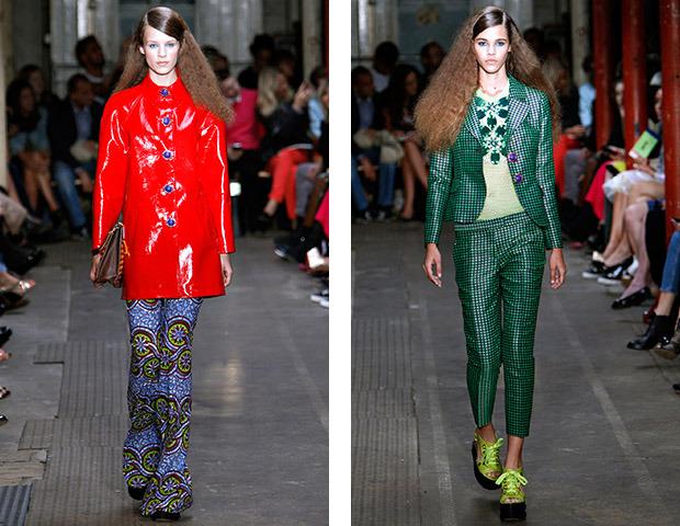 Неделя моды в Лондоне: Показы Issa, Holly Fulton, House of Holland, John Rocha и Moschino. Изображение № 41.