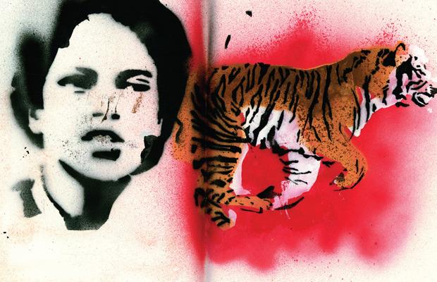 M.I.A. выпустила арт-альбом со своими работами. Изображение № 3.