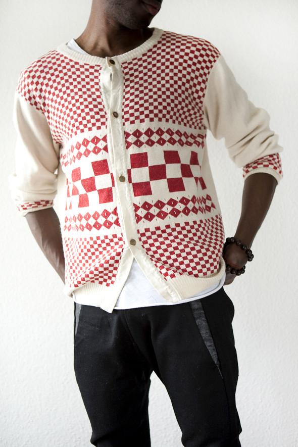 Гардероб: Виктор Амечи Мэнди, креативный директор Designersymposium.com. Изображение № 36.