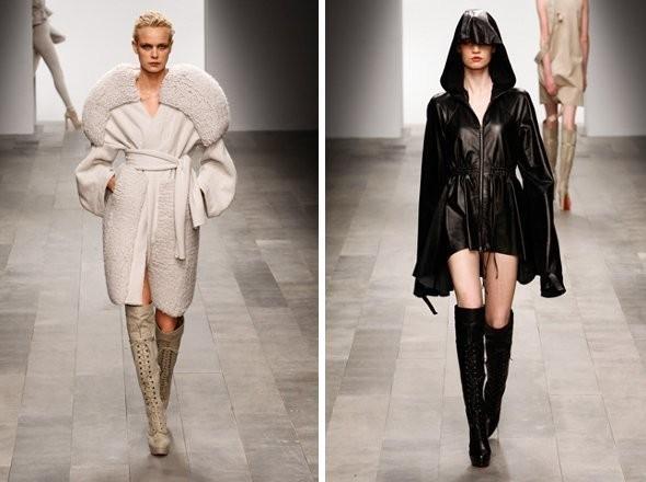 Показы на London Fashion Week AW 2011: день 4. Изображение № 22.
