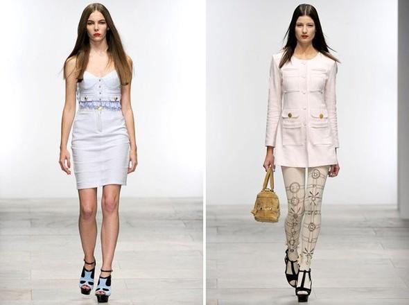 Показы на London Fashion Week SS 2012: День 1. Изображение № 24.