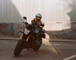 Я и друг мой мотоцикл: Девушки о мотоспорте  и своих байках. Изображение № 27.