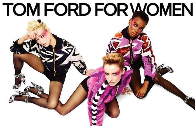 Том Форд снял рекламу своей марки в стиле 1980-х. Изображение № 1.