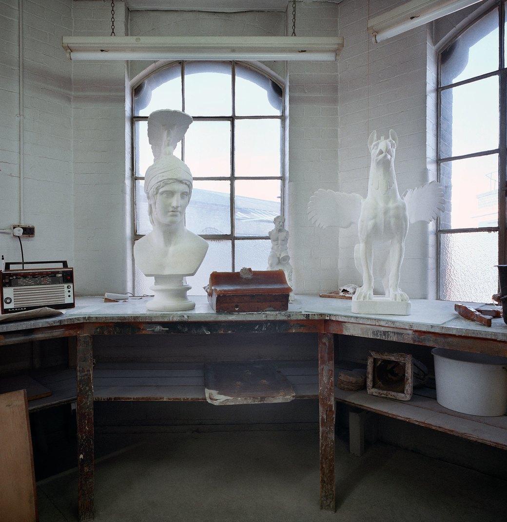 «Museology»:  Тайная жизнь  музейных экспонатов. Изображение № 12.
