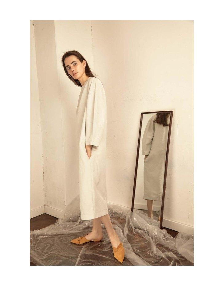 Новая коллекция Sergey Soroka вдохновлена мужским гардеробом. Изображение № 22.