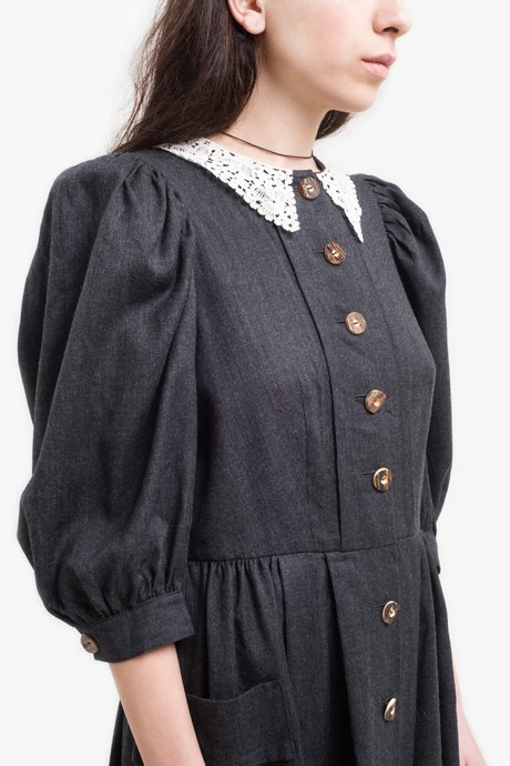 Создательница салона винтажа Наталина Бонапарт о любимых нарядах. Изображение № 15.