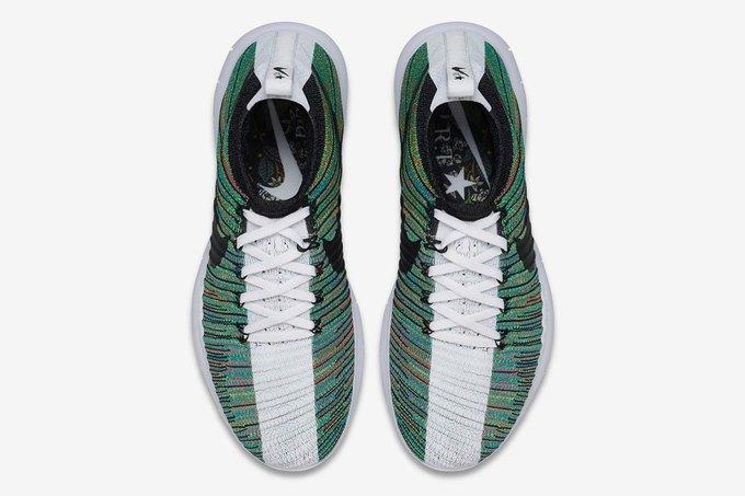 Рикардо Тиши создал две модели кроссовок для Nike. Изображение № 2.